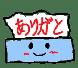 tissue and bath tissue sticker #1066179