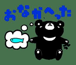 sticker bear sticker #1066957