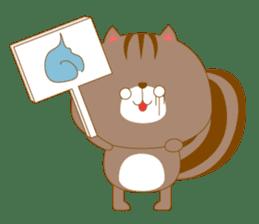 The sticker of a Animal sticker #1068242