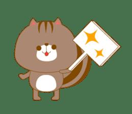 The sticker of a Animal sticker #1068246