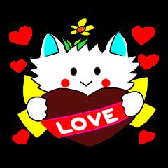 Pudding-chan kitten (Japanese)