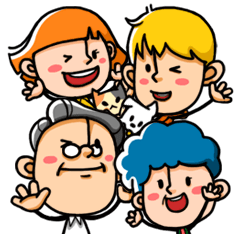 Happy Smash Family Diary