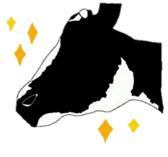 The cows sticker #1074437