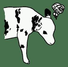 The cows sticker #1074454