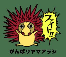 osaka japan funny characters sticker #1076270