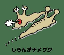osaka japan funny characters sticker #1076279