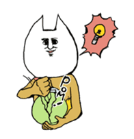 Me is people( English ver ) sticker #1076720