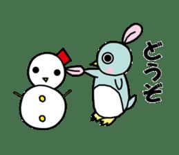 fight!Usapenkunn sticker #1077298