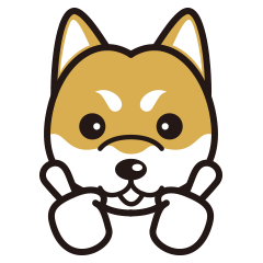 Dog Sticker vol.8 Shiba-Inu