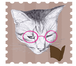 My cat Tama's stickers [For English] sticker #1078456