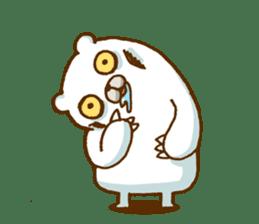 Hungry Bear sticker #1079427