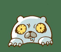 Hungry Bear sticker #1079429