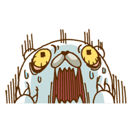 Hungry Bear sticker #1079432