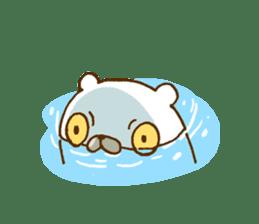 Hungry Bear sticker #1079434