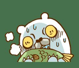 Hungry Bear sticker #1079435