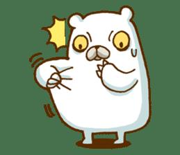 Hungry Bear sticker #1079453
