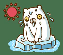 Hungry Bear sticker #1079457