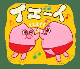 Pi-ko&Pi-taro Part2 sticker #1079997