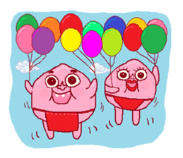 Pi-ko&Pi-taro Part2 sticker #1080023