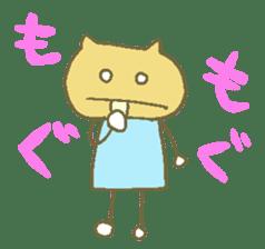 cat,cat sticker #1080167