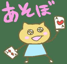 cat,cat sticker #1080174