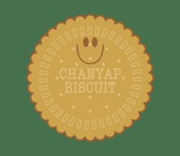 CHANYAP Biscuit sticker #1080586