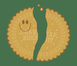 CHANYAP Biscuit sticker #1080591