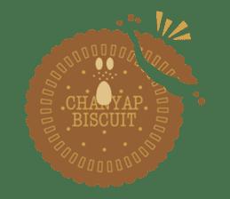 CHANYAP Biscuit sticker #1080593