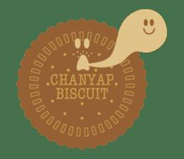 CHANYAP Biscuit sticker #1080594