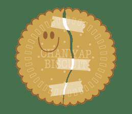 CHANYAP Biscuit sticker #1080595