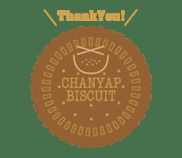 CHANYAP Biscuit sticker #1080596