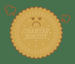 CHANYAP Biscuit sticker #1080598