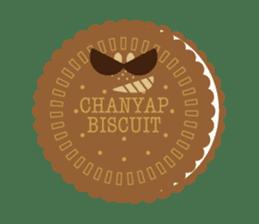 CHANYAP Biscuit sticker #1080607