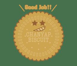 CHANYAP Biscuit sticker #1080611