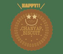 CHANYAP Biscuit sticker #1080612