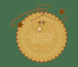 CHANYAP Biscuit sticker #1080616