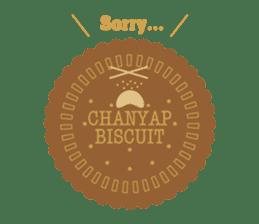 CHANYAP Biscuit sticker #1080617