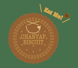 CHANYAP Biscuit sticker #1080620