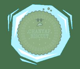 CHANYAP Biscuit sticker #1080621