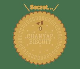 CHANYAP Biscuit sticker #1080622