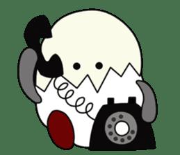 Tamagon sticker #1080749