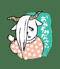 Annoying Rabbit sticker #1080941