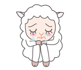Every day of a playful sheep sticker #1081562