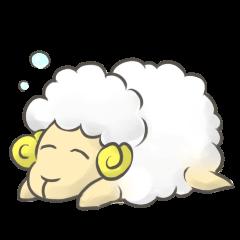 Nap sheep