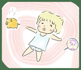 Afan's drawing sticker #1083424
