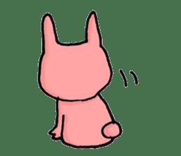 MEPICA RABBIT sticker #1083649