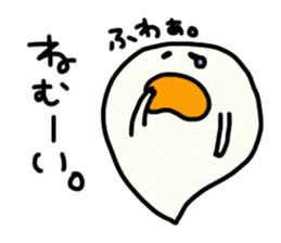 Ghost-chan Yuruyuru. sticker #1083702