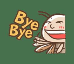 Peter The Cockroach sticker #1083988