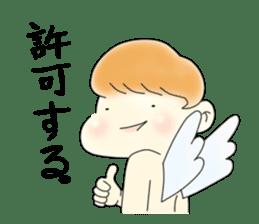 Angel sticker #1084027