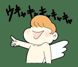 Angel sticker #1084029